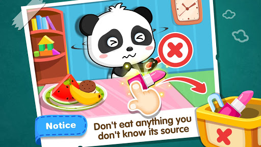 Baby Panda Safety u2013 Learn Childs Safe Tips  screenshots 2