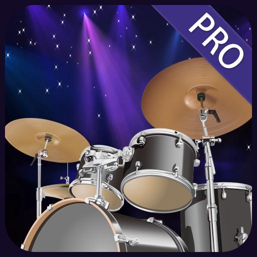 Real Drum Solo Pro: Batera Virtual