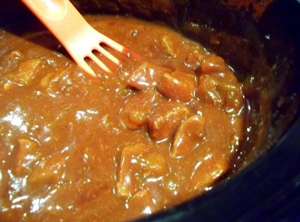 Combine the flour and remaining 1 cup water until smooth; stir into meat mixture....