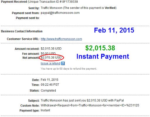 TrafficMoonSoon Earn Money