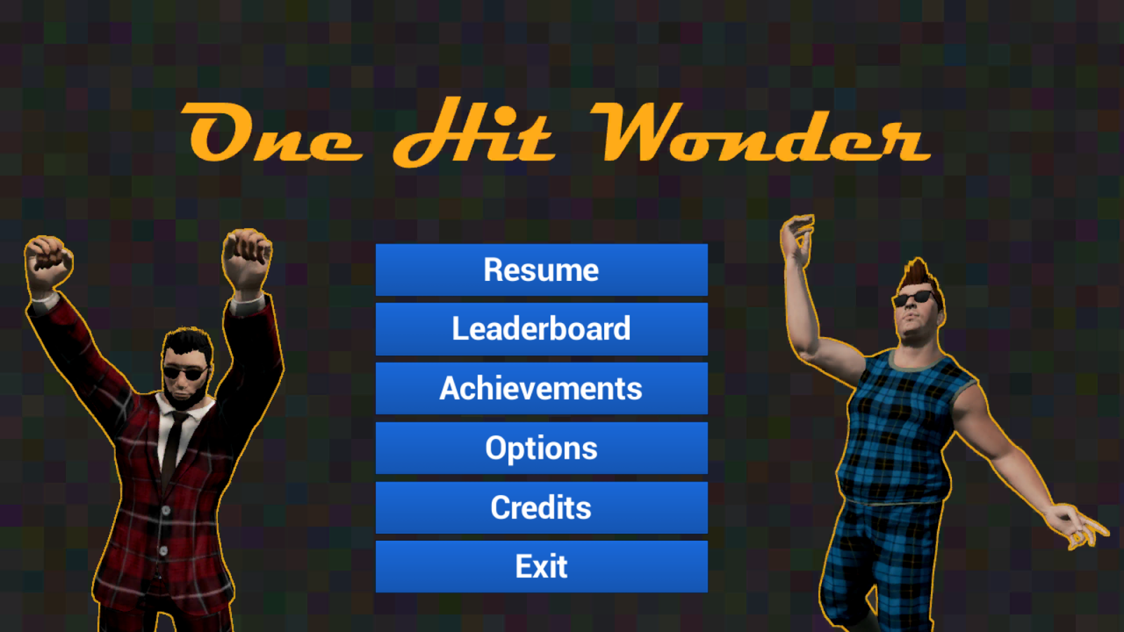 One Hit Wonder- screenshot