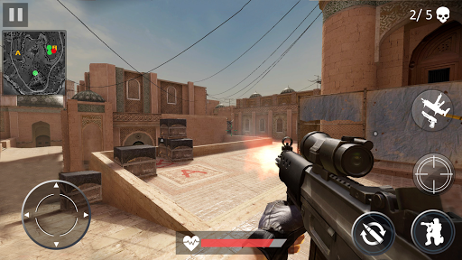 Counter Terrorist Elite Combat for PC