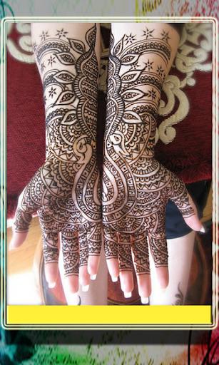 Mehndi Design Exclusive