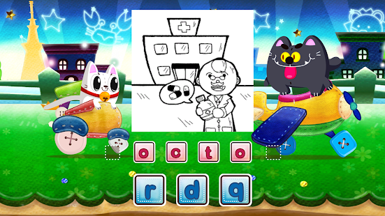 English Cats - learning words- screenshot thumbnail