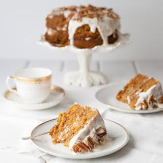Mum's Recipe For Carrot Cake