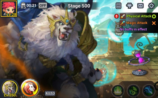 60 Seconds Hero: Idle RPG filehippodl screenshot 15