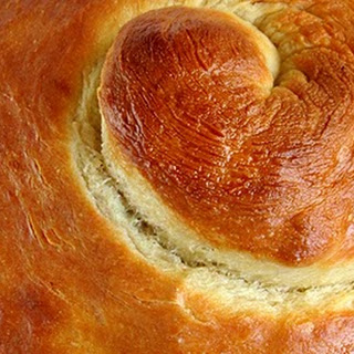 HONEY YOGURT BREAD.