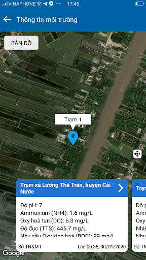 CaMau-G (Chính quyền điện tử tỉnh Cà Mau) screenshot 5