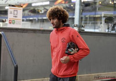 Un gros concurrent à venir pour Fellaini à Manchester United ?