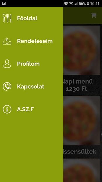 Fészek Ételbár screenshot 5