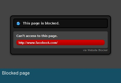 Website Blocker (Beta)