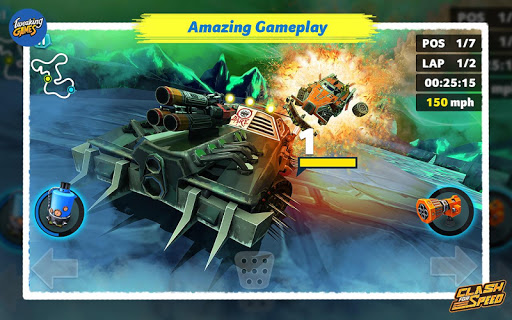 Clash for Speed u2013 Xtreme Combat Racing 1.1.5 {cheat|hack|gameplay|apk mod|resources generator} 2