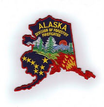 Photo: Alaska Divison of Forestry, Firefighter