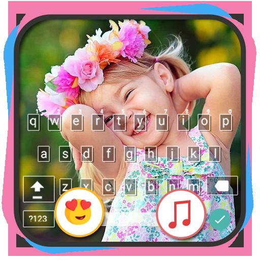 My Photo & Emoji Keyboard