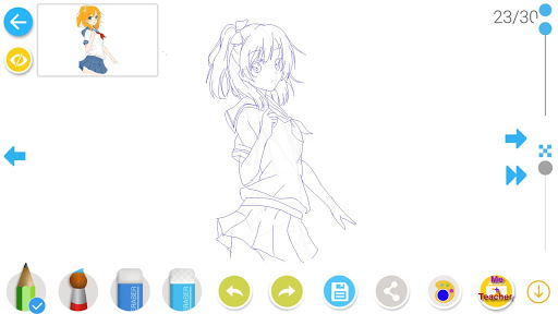 Drawing Tutorials: Anime,Manga for PC