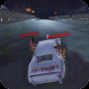 Halloween Night Spooky Highway Ride