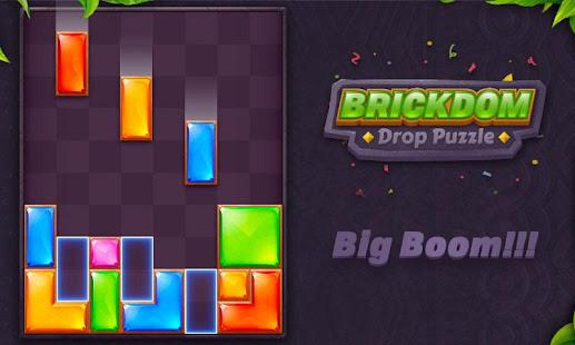 Download Brickdom - Drop Puzzle For PC Windows and Mac apk screenshot 23