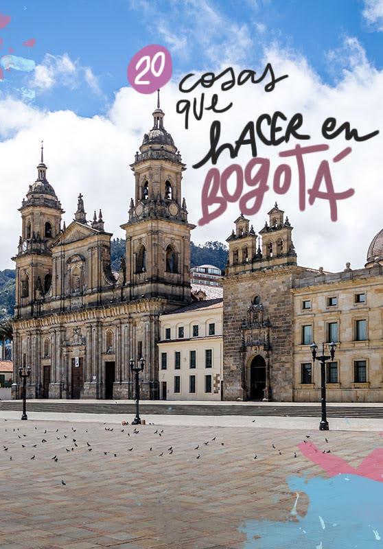 que ver y hacer en Bogotá