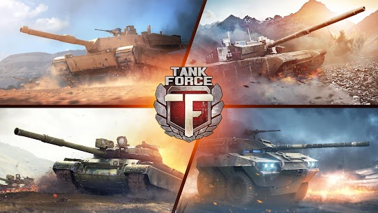 Tank Force: Modern Military Games Mod Apk (One Hit Kill) 8