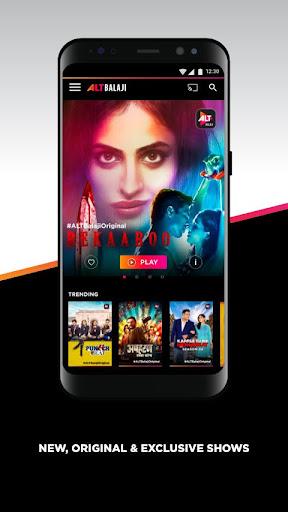 ALTBalaji – Original and Exclusive Indian Shows 2.0.13 screenshots 1