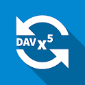 Managed DAVx⁵ - CalDAV/CardDAV f. Organizations icon