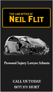 Neil Flit Law Accident App- screenshot thumbnail