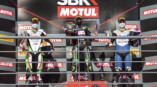 Ana Carrasco gana la primera carrera de Portimao