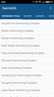 SwimInSG (SG Swimming Complex)- screenshot thumbnail