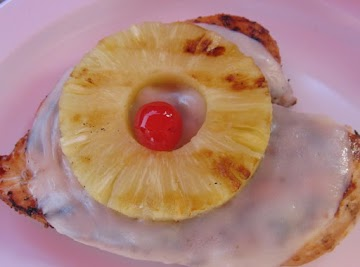 Kitty's Hawaiian Chicken Recipe