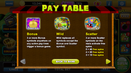 Free Coin Slots: Crazy Fruits 1.4 screenshot 77923