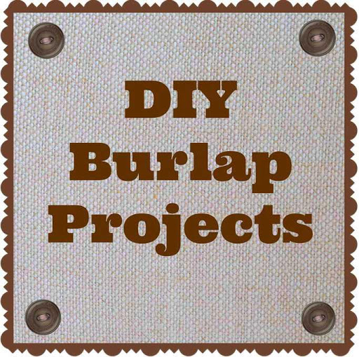 DIY Burlap Projects
