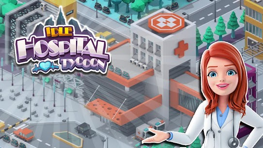 Idle Hospital Tycoon Apk Download For Android and Iphone 1