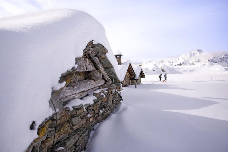 Snowscape di LorenzoVitali