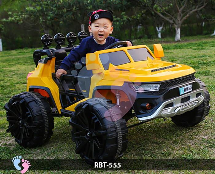 Xe ô tô điện địa hình cỡ lớn RBT-555 2