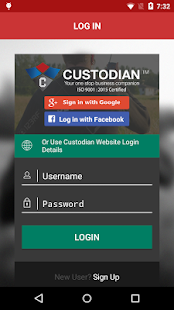 Custodian Safety & Security- screenshot thumbnail