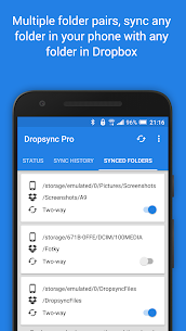Autosync Dropbox – Dropsync v4.2.8 [Ultimate] APK 6