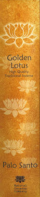 Rökelse Golden Lotus - Palo Santo