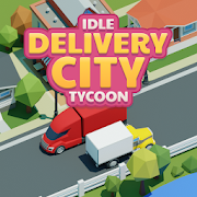 Idle Delivery City Tycoon v3.4.4 Mod (Unlimited Money) APK For Android