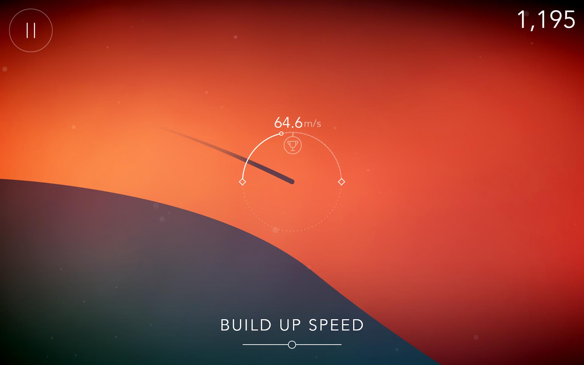 FLO Game - Free challenging infinite runner screenshot #4