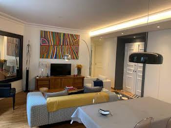 Appartement meublé 5 pièces 92 m2