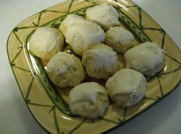 Mom's Ricotta Cookies