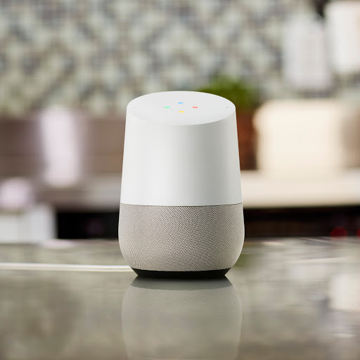 The Google Home. Google Home   Smart Speaker   Home Assistant   Google Store