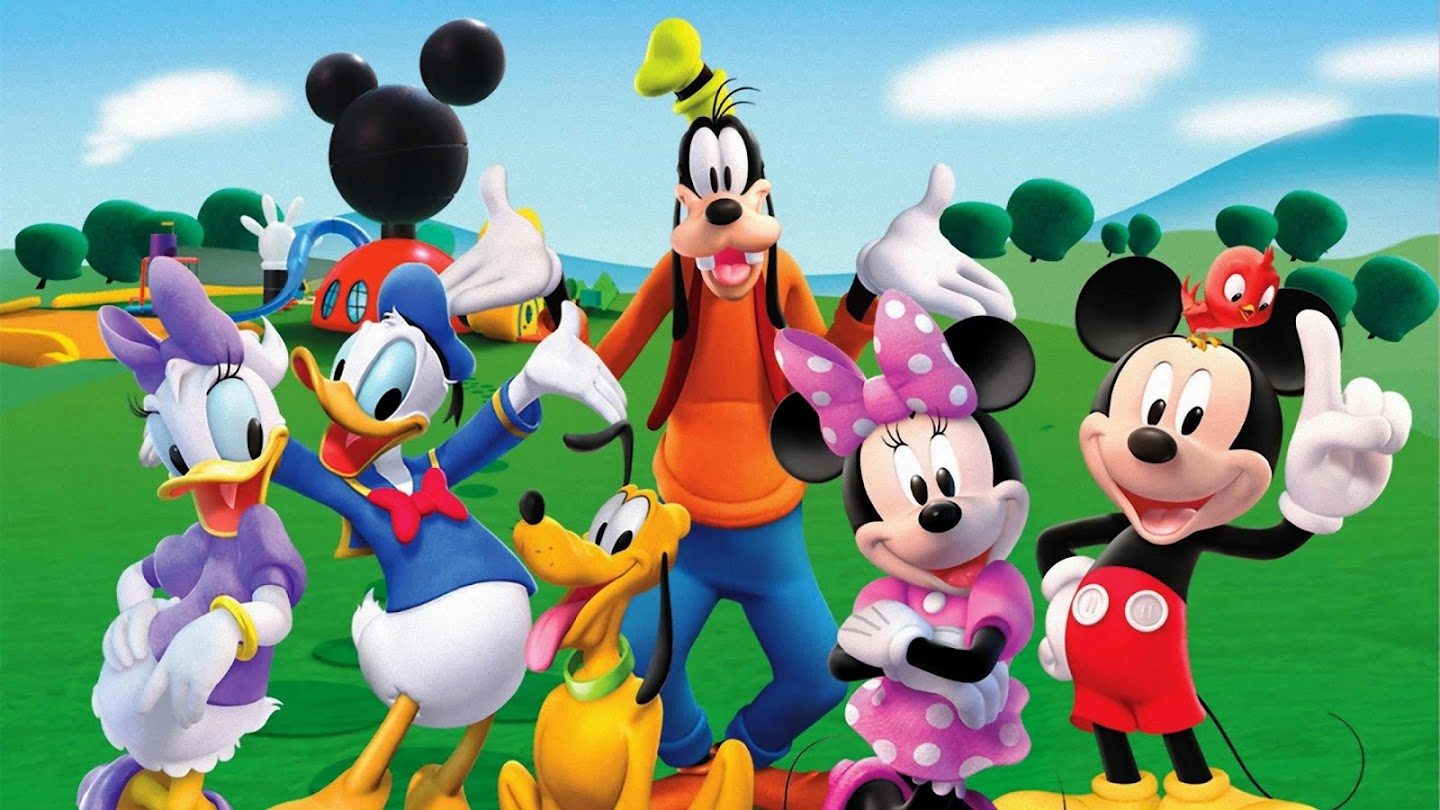 Watch Mickey Mouse Clubhouse live