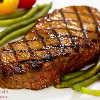 Foreman Grill New York Strip Steak