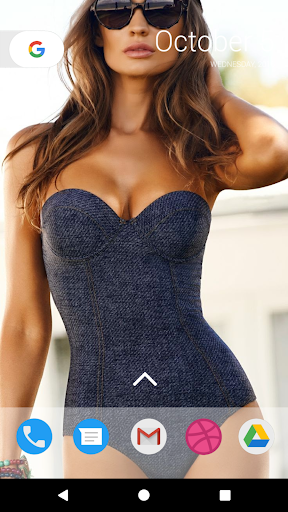 Hot Exotic Girls Wallpaper 1.3 screenshots 1