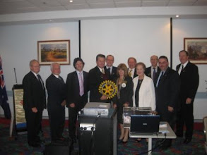 Photo: photo's from our changeover night