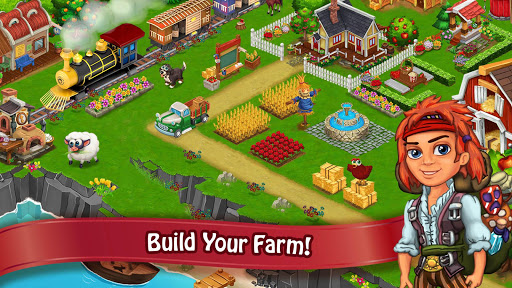 Farm Day Village Farming: Offline Games modavailable screenshots 5