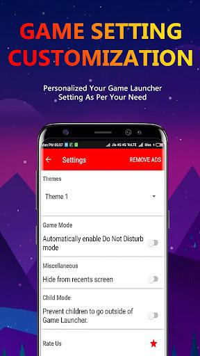 Game Launcher - 1000+ لعبة فورية ، لقطات شاشة للألعاب المصغرة 5