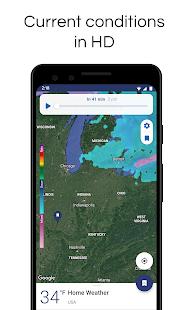 Ramalan Cuaca & Radar Mod