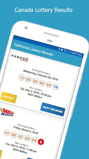California Lottery Results 1.1 screenshots 1